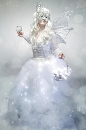 Masked Winter Fairy